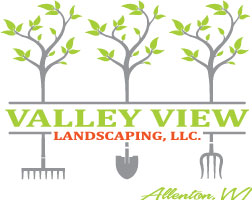 Valley View Landscaping Maintenance Design Planting Lawn Install